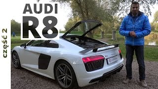 Audi R8 Coupe 5.2 FSI V10 plus 610 KM, 2015 - techniczna część testu #239