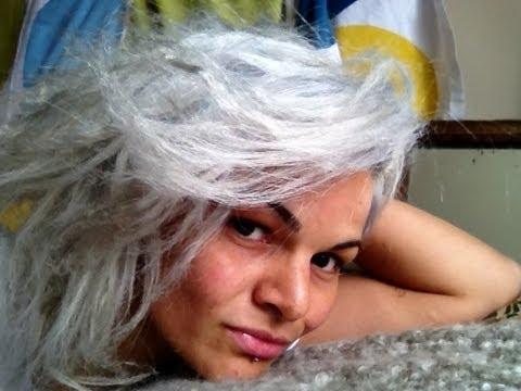 hqdefault Platinum Bleach Blonde Hair