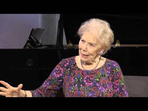 Interview with Dame Janet Baker