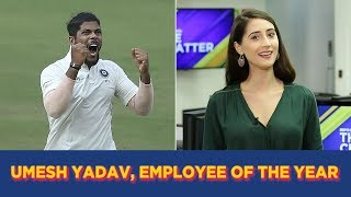 Employee of the year Umesh Yadav, Du Plessis invents new coin-toss tactics | The Chatter