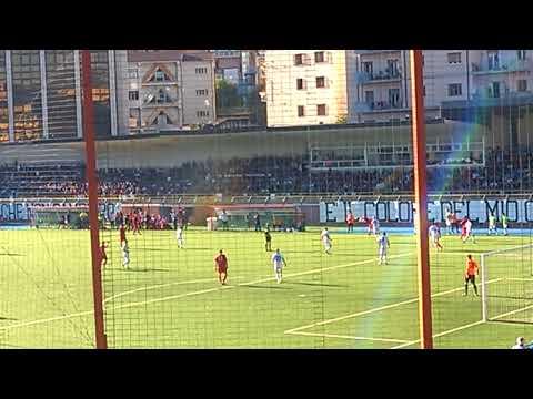 Potenza - Audace Cerignola 3 - 0 goal dell'1 - 0 51′ Franca