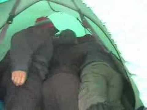 D of E tent orgy & D of E tent orgy - YouTube