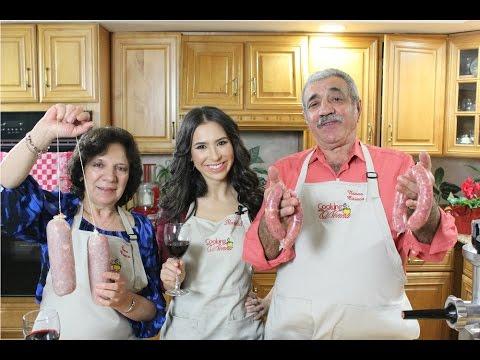 Homemade Sopressata - Rossella's Cooking With Nonna
