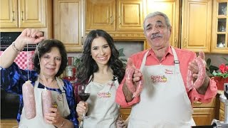 Homemade Sopressata - Rossella's Cooking with Nonna