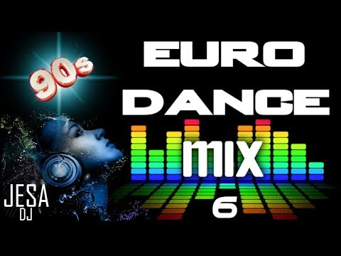 EURODANCE 90's MIX 6. Changa de los 90. Flash Back.