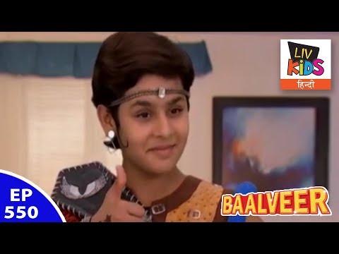 Baal Veer - बालवीर - Episode 550 -  Kancha Cheena Attains Powers