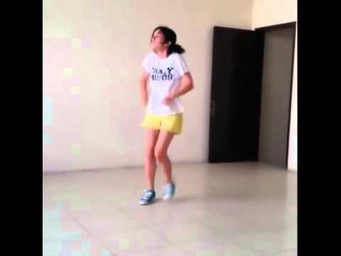 Fay Nabila hip hop dance