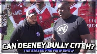 Can't Wait For The Europa Final & Can Deeney Bully Citeh? | Biased FA Cup Special Preview Show