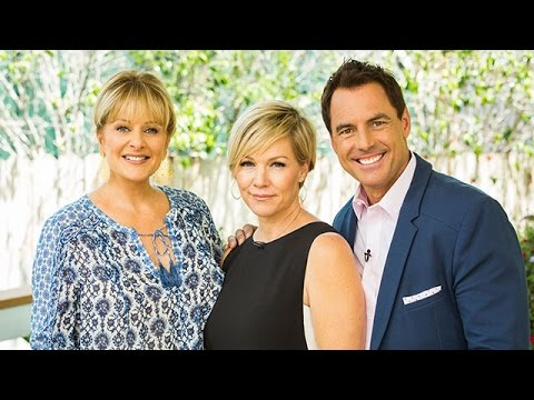 Highlight - Jennie Garth on her new Hallmark Channel Movie - Home & Family