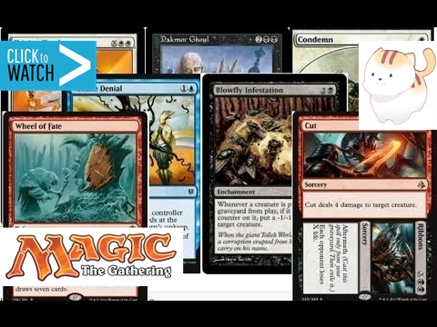 Magic the Gathering Finance - 7 Spikes Post Amonkhet