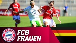 Highlights: FC Bayern - VfL Wolfsburg | Allianz Frauen-Bundesliga