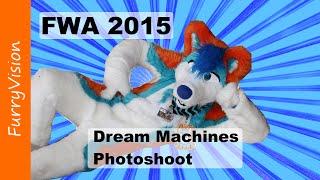 Furry Weekend Atlanta 2015 - Dream Machines Photo Shoot
