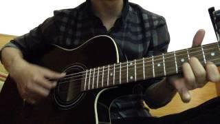 Vô hình trong tim em (guitar cover by Đạt Vũ)