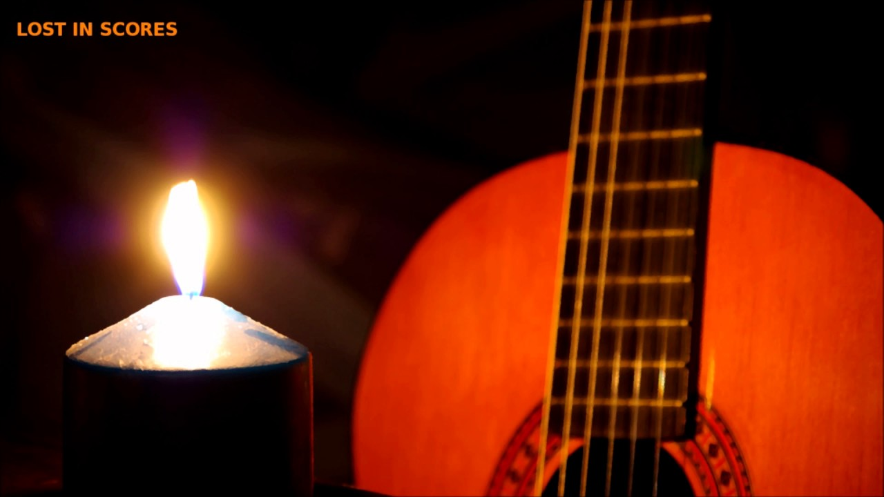 Unplugged Romantic Slow Acoustic Guitar Instrumental - YouTube