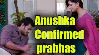 Anushka Shetty Said Ok To Prabhas | Recent Update From Director | Sahoo Movie Heroine Finalised