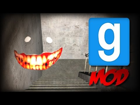 Garry's Mod: Never Ending Stairs..... SCP-087 + More! | Mod Showcase