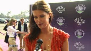 Sarah Lancaster Breeders Cup Interview