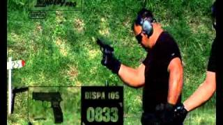 Bersa with 1500 shot and no jams.flv