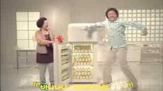 Korean Banana Milk Commercial (바나나맛 우유)