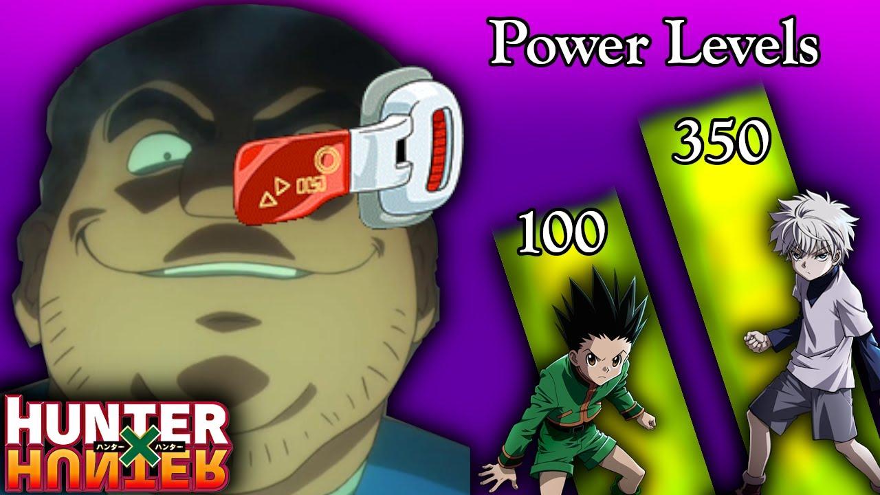 Killua Workout: Train like the Hunter x Hunter Character!