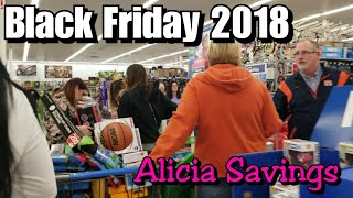 #blackfriday #aliciasavings Black Friday Shopping !! Best Buy | Walmart  Black Friday 2018