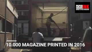 MAGAZINE DROP | PAPERCHASERS INK | 2016