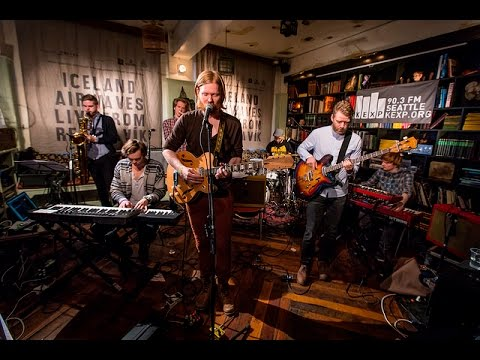 Júníus Meyvant - Full Performance (Live on KEXP)