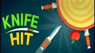Knife Hit Full Gameplay Walkthrough