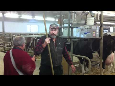 Claynook Farms - 2011 IFAJ Congress Tour