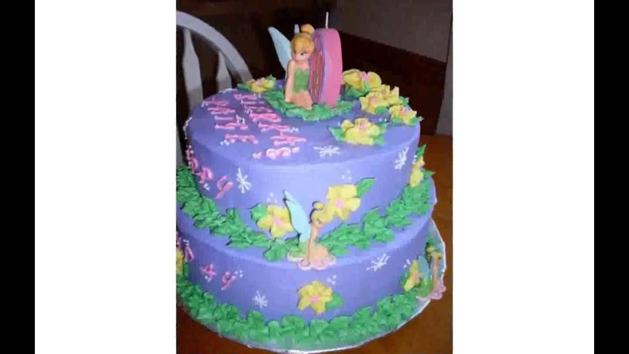 Tinkeerbell Cake To Make