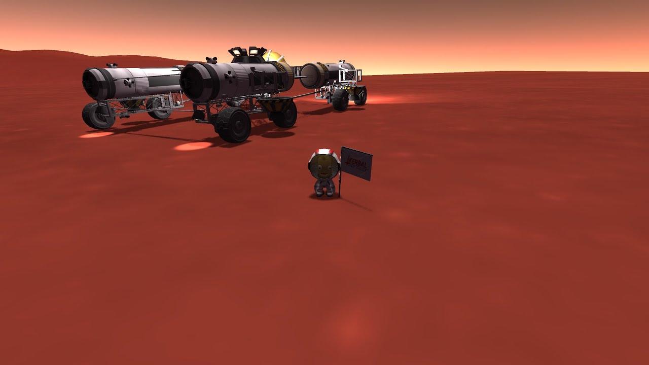 ksp mars exploration rover - photo #6