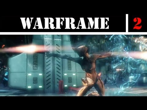 ✖ Warframe » Volt v Rhino Rank 30