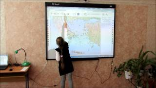 Использование конструктора интерактивных карт на уроках истории