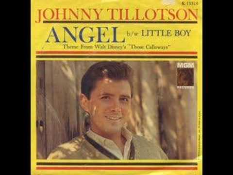 Johnny Tillotson  Angel