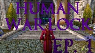 Mounting Cars - World of Warcraft WoD Human Warlock 1-100 (Episode 1)