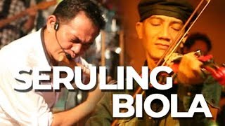 Instrumen Lagu Batak INANG | Seruling Dan Biola