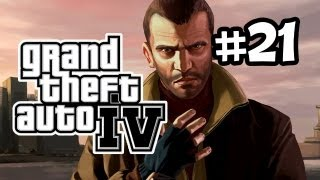 GTA IV Walkthrough Part 21 - The Snow Storm (Let's Play)