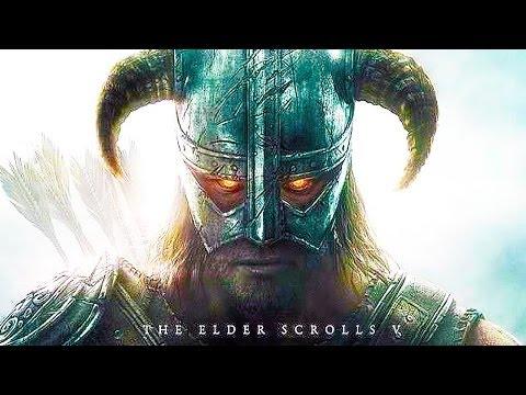 The Elder Scrolls V Skyrim Special Edition Gameplay Trailer Poster