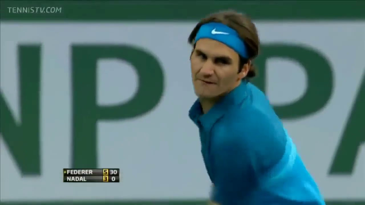 Green Black Nike Roger Federer Rafael Nadal Dri Fit Tie Up Headband Bandana