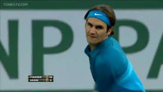 Roger Federer   60 glorious backhand winners HD