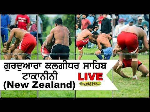 Gurudwara Sri Kalgidhar Sahib Takanini, Annual Kabaddi Tournament Auckland, New zealand