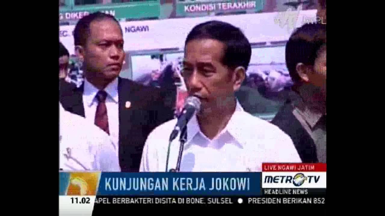 Berita Terbaru 31 Januari 2015 Kunjungan Presiden Jokowi
