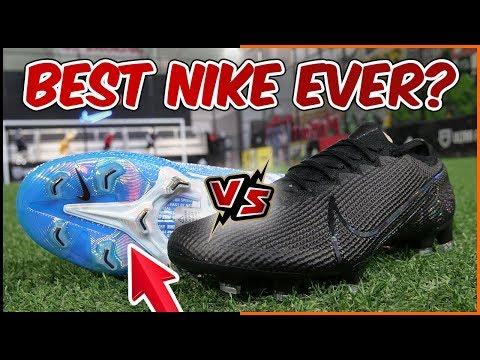 Are These Nike's Best Soccer Shoe Ever? 2019 Mercurial For Ronaldo, Mbappe & Neymar!