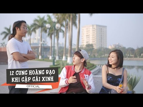 [Mốc Meo] Tập 66 - 12 Cung Hoàng Đạo Khi Gặp Gái Xinh - Phim Hài 2016(11:45 )