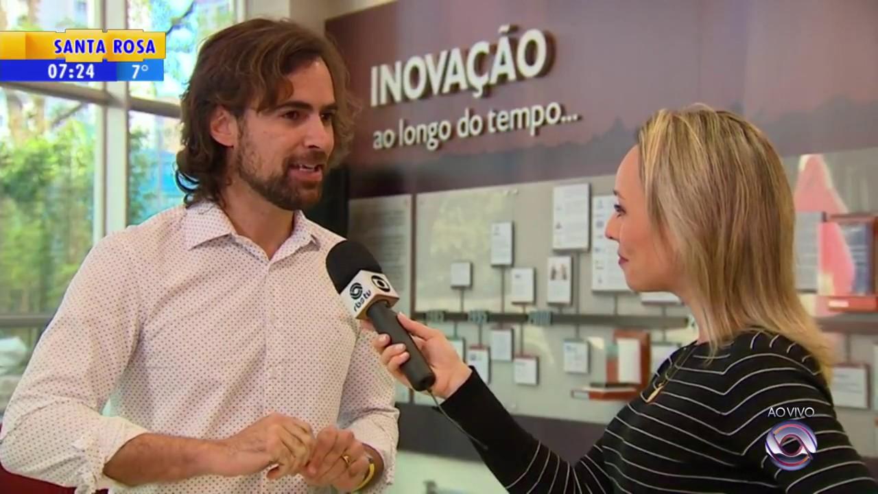 Entrevista Para O Bom Dia Rio Grande