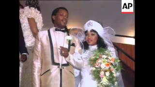 The Wedding Of Zinzi Mandela, Mandela, Reassures Supporters He Is In Good Health