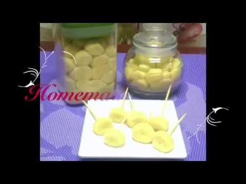 How to make Homemade PASTILLAS