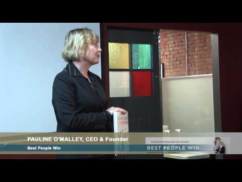 Best People Win - Pauline O'Malley - People Are Your Assets