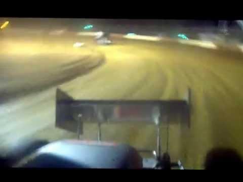 Trail-Way Speedway 5-3-13 feature Seth Kearchner #30 358 Sprint