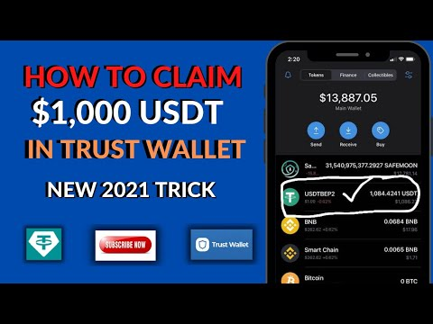 HOW TO CLAIM $1,000 IN TRUST WALLET NOW